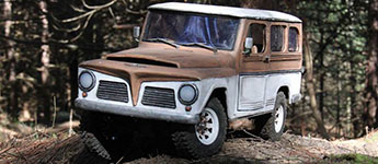 Thumbnail image for Headquake's 1967 Jeep Willys Rural RC