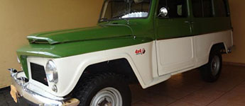 Thumbnail image for 1973 Ford Rural 4×4 Wagon