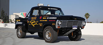 "Thumbnail image for Frank ""Scoop"" Vessels 1972 Ford F-100"
