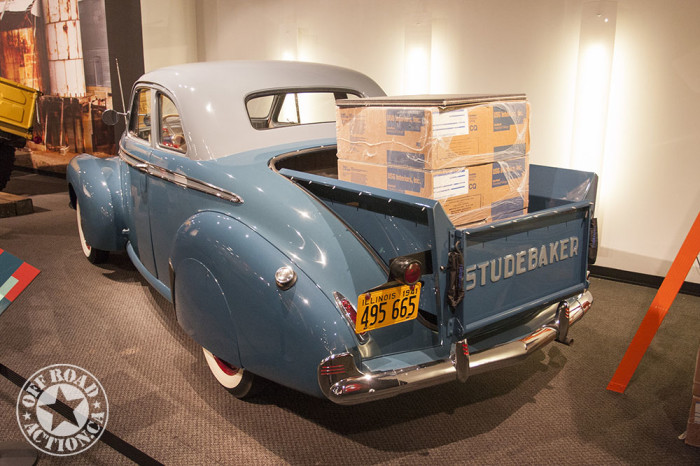 1941 Studebaker Champion Coupe Delivery