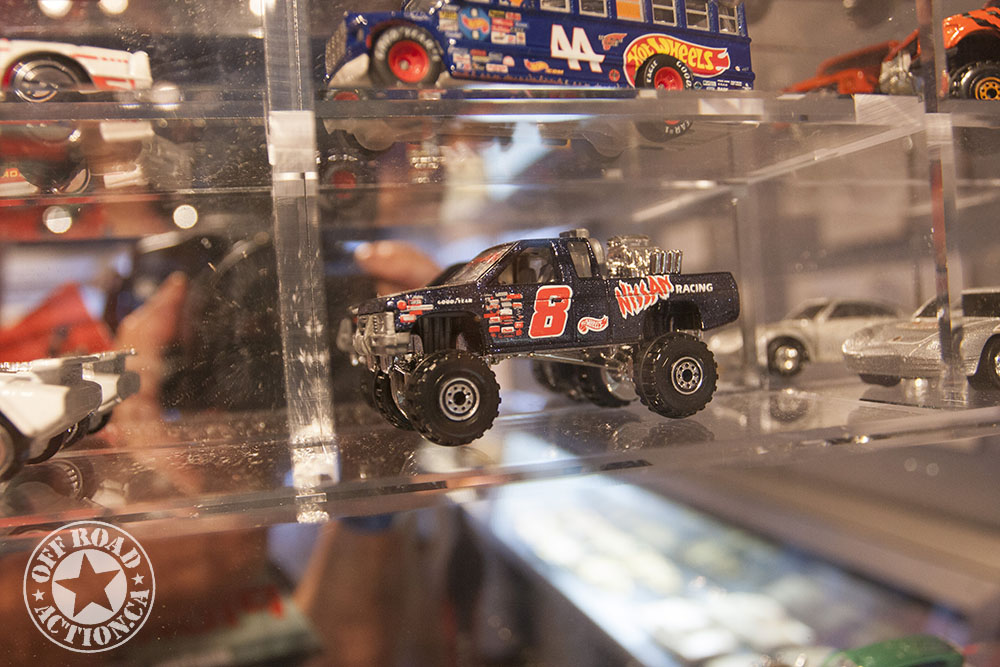 The Petersen Museum also had a great Hot Wheels display next to the