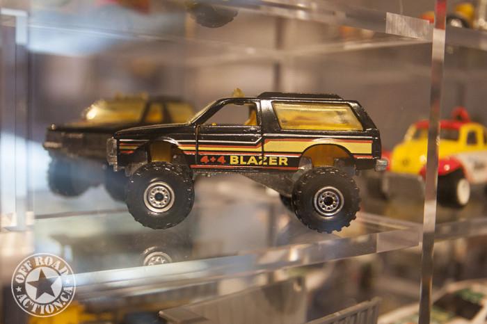 Petersen Auto Museum Pickups Exhibit