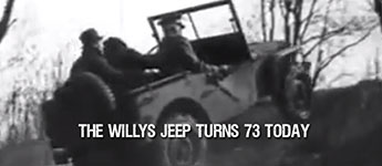 Thumbnail image for The Willys Jeep Turns 73 Today