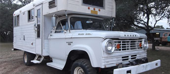 Thumbnail image for 1966 Dodge Power Wagon W300 Chinook RV