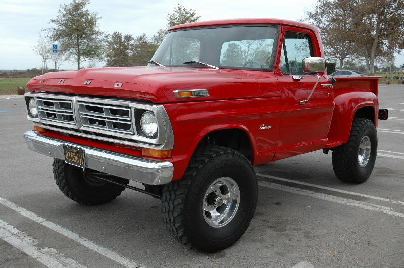 4x4 1971 Ford Truck For Sale | Autos Post