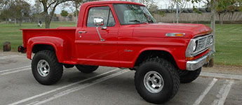 Thumbnail image for 1971 Ford F100 Step Side 4×4