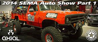 Thumbnail image for 2014 SEMA Auto Show – Axial Racing – Part 1