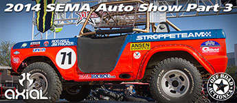 Thumbnail image for 2014 SEMA Auto Show – Axial Racing – Part 3