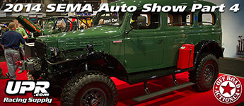 Thumbnail image for 2014 SEMA Auto Show – UPR Racing Supply – Part 4