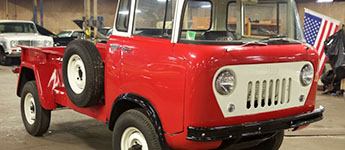 Thumbnail image for 1963 Willys Jeep FC-170