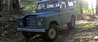 Thumbnail image for Headquake's Series III Land Rover