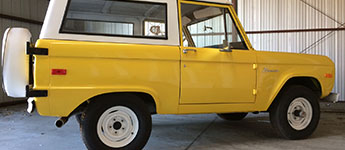 Thumbnail image for 1972 Ford Bronco