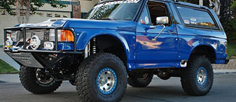 Thumbnail image for 1988 Ford Bronco For Sale