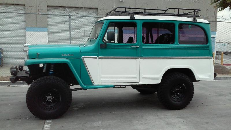1964 Willys Wagon For Sale