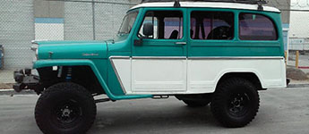 Thumbnail image for 1964 Willys Wagon For Sale