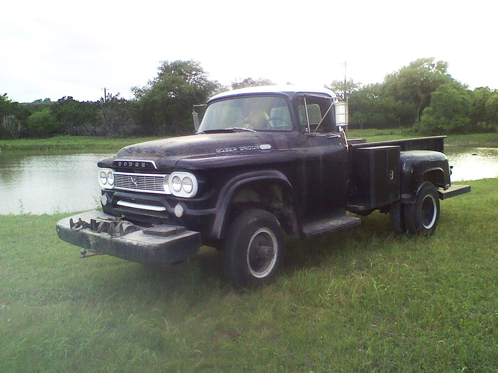 1960 W300 Power Wagon.html | Autos Post