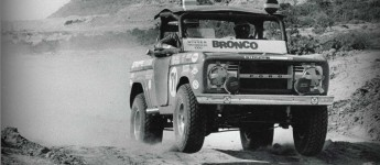 Thumbnail image for Legends of Baja – ORMHOF Bronco Restoration for NORRA Mexican 1000