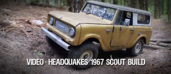 Thumbnail image for Headquake's 1967 Scout RC Build Video