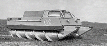 Thumbnail image for Screw Propelled Vehicles – ZiL 29061