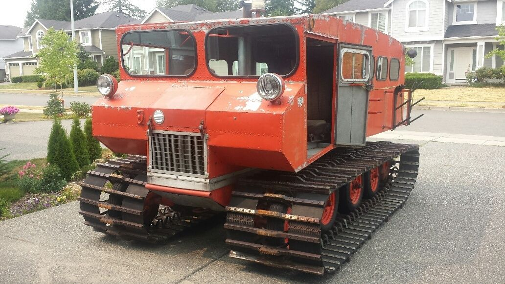Curtis Snow Plow >> 1961 Thiokol Trackmaster 4T-10