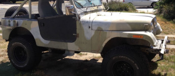Thumbnail image for 1977 Jeep CJ7 For Sale
