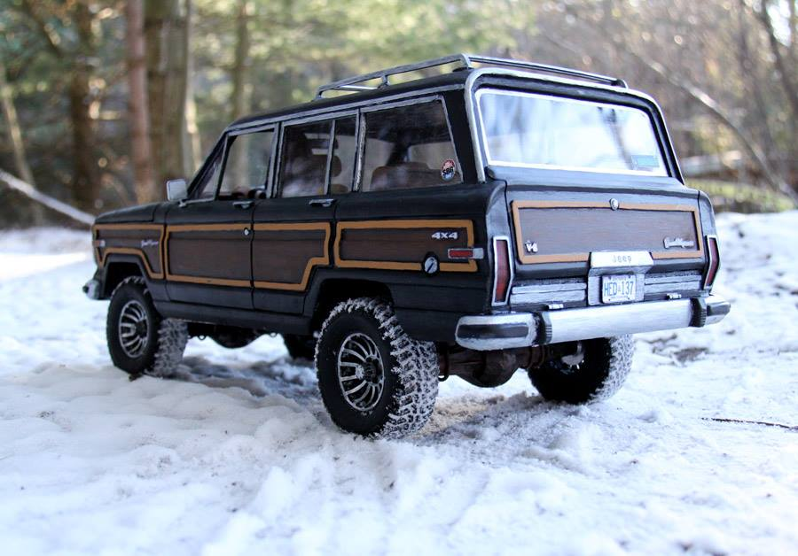 Jeep Grand Wagoneer >> Headquake's 1989 Jeep Grand Wagoneer