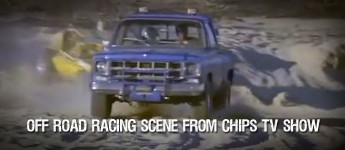 Thumbnail image for Off Road Racing Scene From CHiPs TV Show