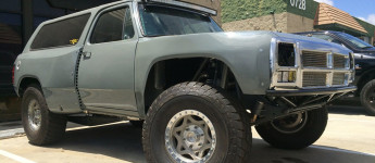 Thumbnail image for Ram-Stein – Mark Newhan's Dodge Ramcharger Prerunner