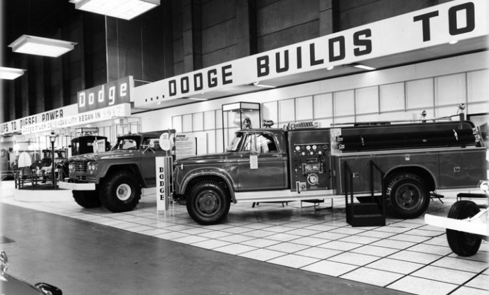 2015 Jeep Willys >> Chicago Auto Show – 1960's