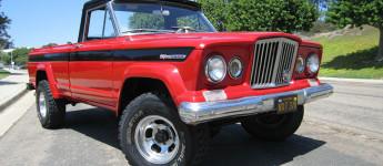 Thumbnail image for 1968 Jeep Gladiator Kaiser J2000