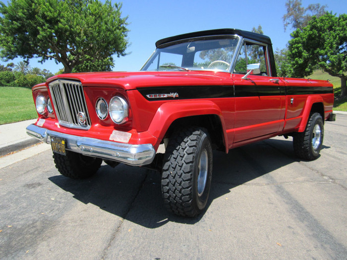 1968 Jeep Gladiator Kaiser J2000