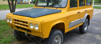 Thumbnail image for 2002 ARO 246 – Romanian 4×4