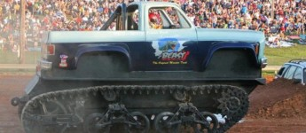 Thumbnail image for Virginia Beach Beast Tank Track Monster Truck Video Compilation