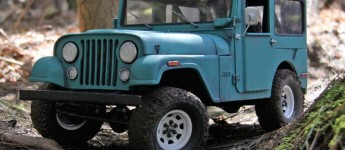 Thumbnail image for Headquake's 1970 Jeep CJ5