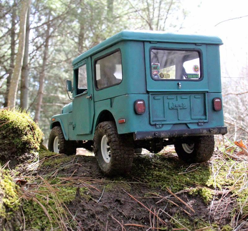 Jeep Build Sheet >> Headquake's 1970 Jeep CJ5