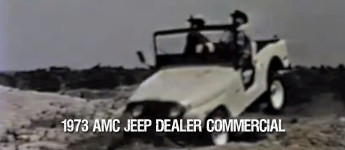 Thumbnail image for 1973 AMC Jeep CJ5 Dealer Commercial