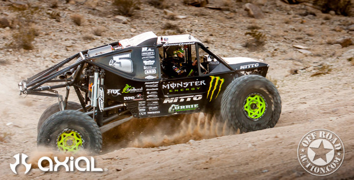Shannon Campbell - 2016 King of the Hammers