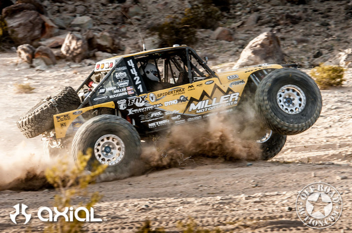 Erik Miller - 2016 King of the Hammers
