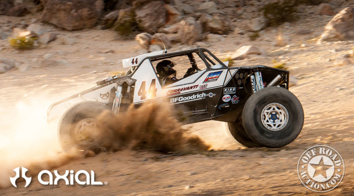 Gary Farravanti Sr. - 2016 King of the Hammers