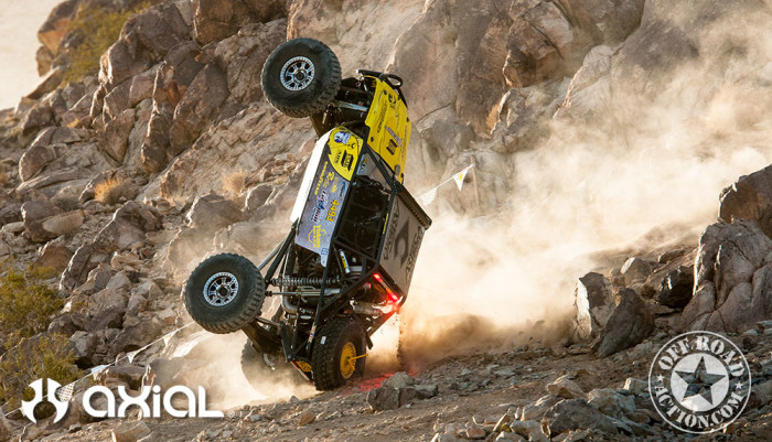 Andrew McLaughlin - 2016 King of the Hammers