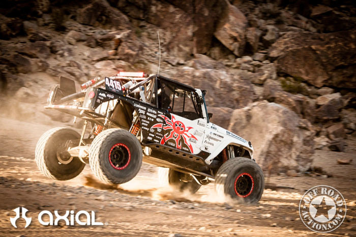 Rob MacCachren - 2016 King of the Hammers