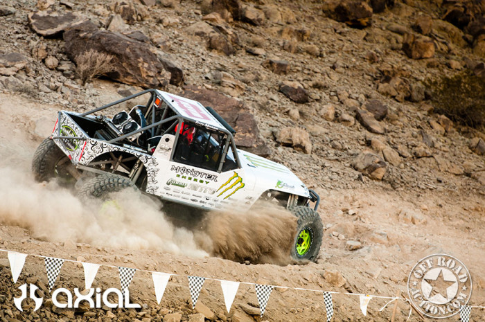 Bailey Campbell - 2016 King of the Hammers