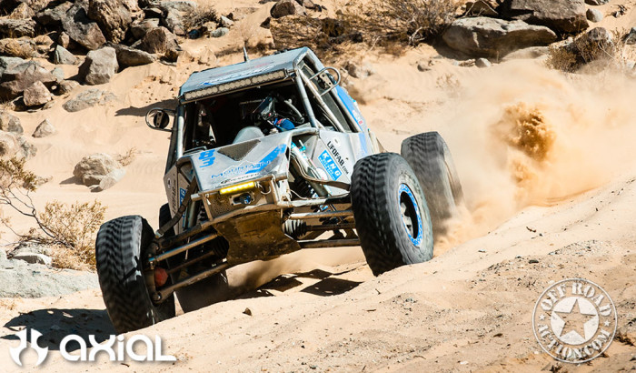 Raul Gomez - 2016 King of the Hammers
