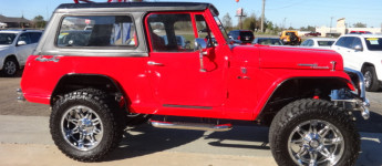 Thumbnail image for Randy Walker's 1969 Jeepster Commando