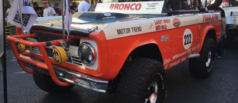 Thumbnail image for Vintage Race Vehicles At The 2016 Mint 400
