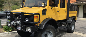 Thumbnail image for 1990 Double Cab Unimog