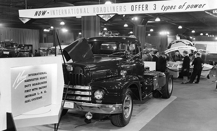 Chicago Auto Show – 1950's