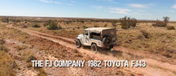 Thumbnail image for The Aspen Project – FJ Company FJ43 Feature