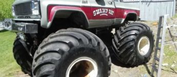 Thumbnail image for Was Swamp Rat Canada's First Monster Truck?