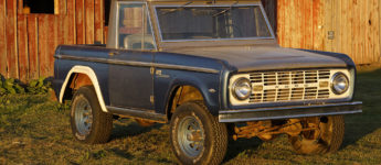 "Thumbnail image for 1966 Ford Bronco – ""The First Ford Bronco"""